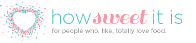 How Sweet It Is Logo - Fairly Southern
