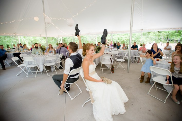 NC Countryside Wedding: Worship, Family, and Meaningful DIY Details - Fairly Southern