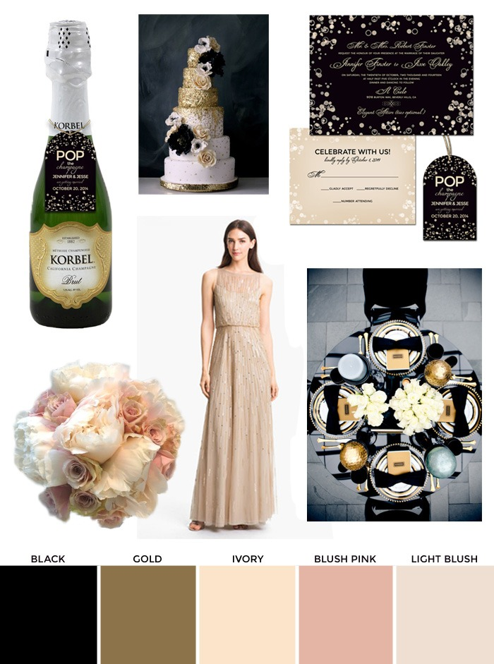 How to Brand Your Wedding via Maven Bride - Fairly Southern