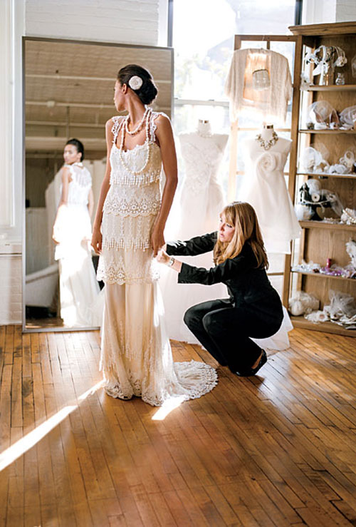 The Top 5 Things That Annoy Bridal Shop Consultants via Brides - Fairly Southern