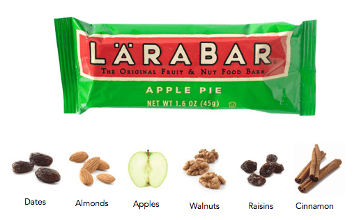 September Food Favorites: Larabars   Fairly Southern