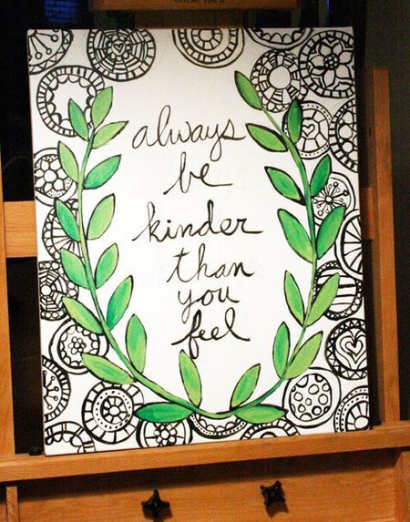 Always Be Kinder Than You Feel | Fairly Southern