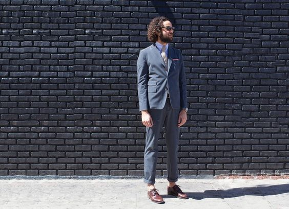 Apolis (Certified B Corporation) Suit. from Mission Impossible: Finding a Fair Trade Men's Suit | Fairly Southern