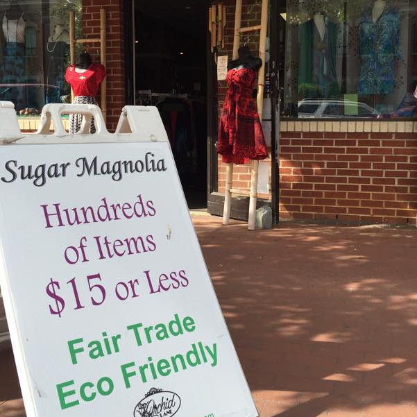 Sugar Magnolia Raleigh NC | Fairly Southern
