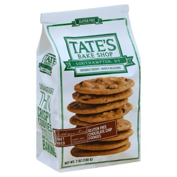 Small Joys: Volume 4. Tate's Cookies! The best crispy and buttery gluten-free chocolate chip cookies. | Fairly Southern