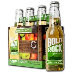 Bold Rock Carolina Apple is my favorite cider! Crisp and just the right amount of sweet. So refreshing! | Fairly Southern