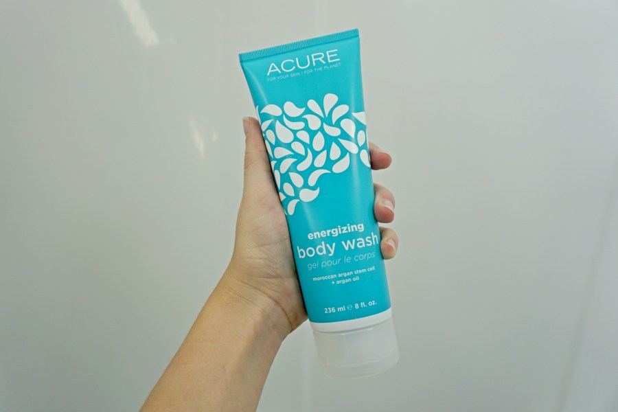 Clean Beauty Swap: Body Wash