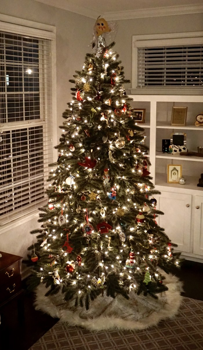 Christmas tree | Fairly Southern