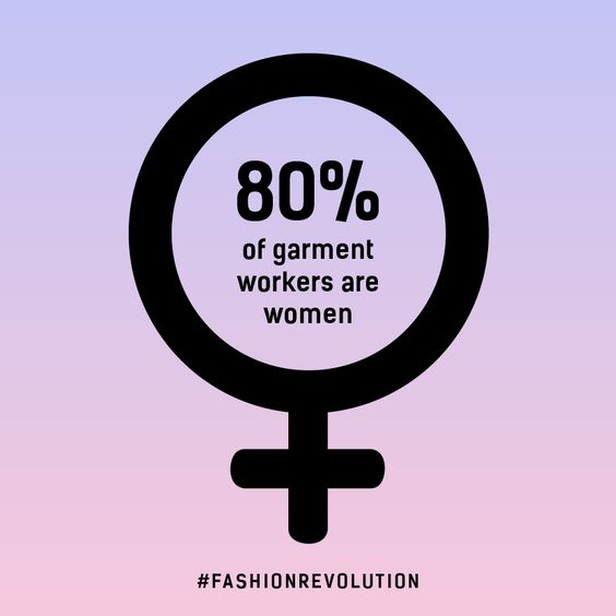 Social Justice Sunday: Fast Fashion is a Feminist Issue