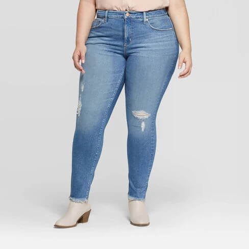 Target Fair Trade Denim, Universal Thread  |  Ethically Made Plus Size Clothing  |  Fairly Southern