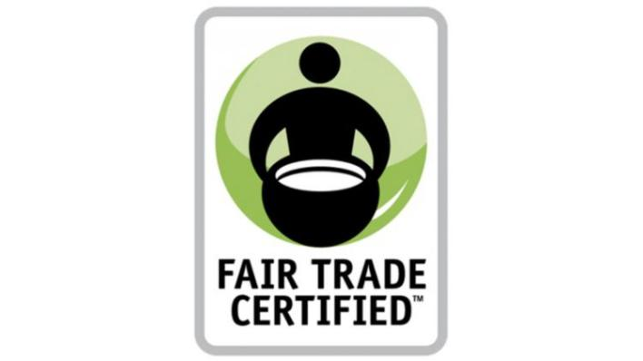 Fair Trade Certified Logo   Fairly Southern