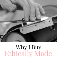 Why I Buy Ethically Made Products | Fairly Southern