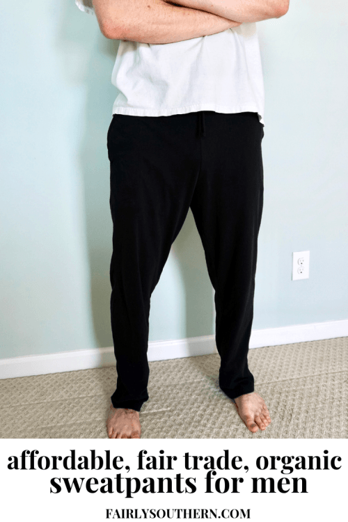 Fair Trade Sweatpants for Men | Fairly Southern