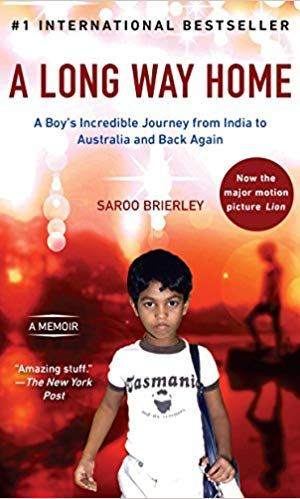 Book Review: A Long Way Home by Saroo Brierley |  Fairly Southern