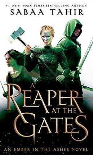 Book Review: A Reaper at the Gates by Sabaa Tahir |  Fairly Southern