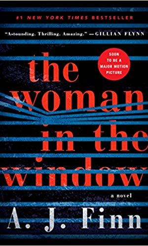 Book Review: The Woman in the Window by A.J. Finn  |  Fairly Southern