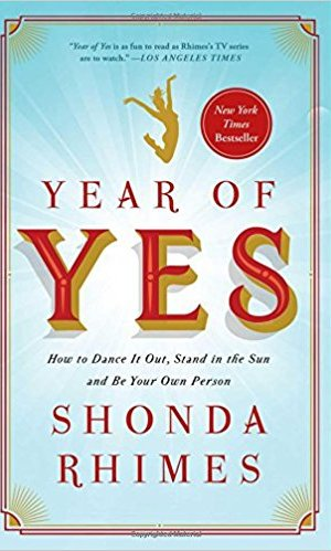 Book Review: Year of Yes by Shonda Rhimes  |  Fairly Southern
