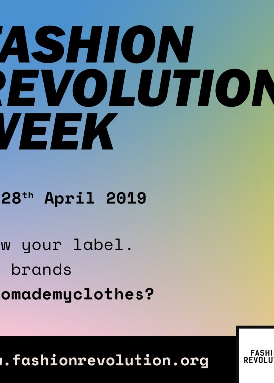 #whomademyclothes - Fashion Revolution Week 2019  |  Fairly Southern