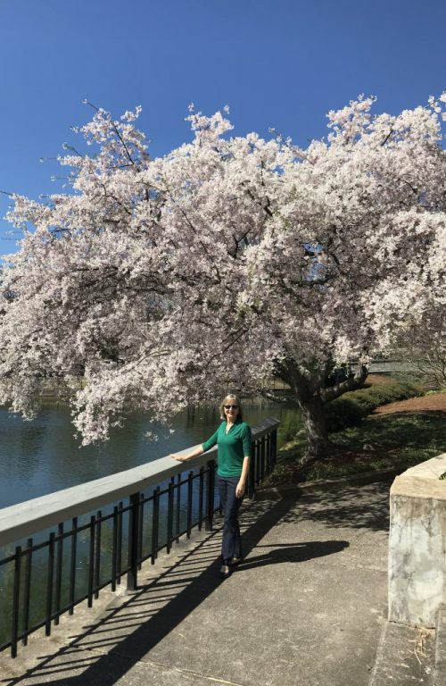 Spring at Pullen Park, Raleigh NC  |  Fairly Southern