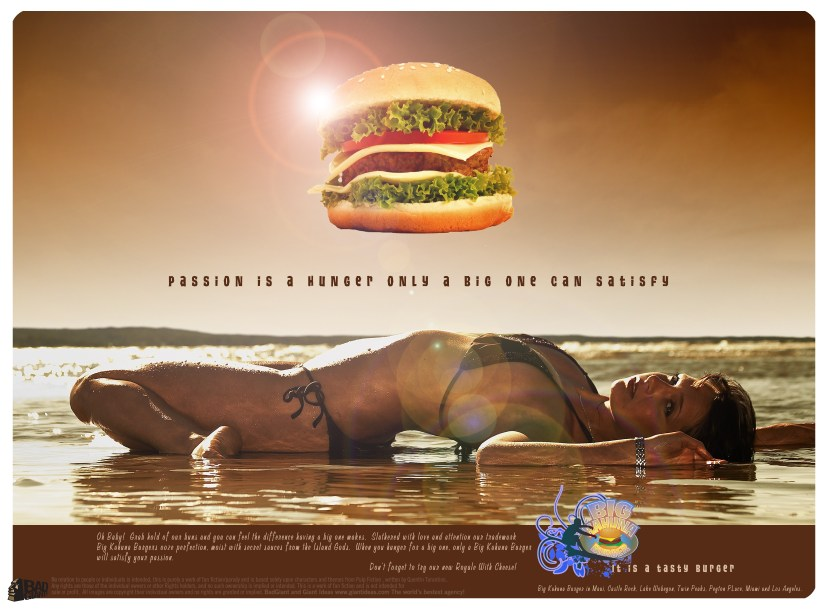 Big Kahuna Cheeseburger ad - I gave up meat for 7 weeks...here' s what I learned!     Fairly Southern