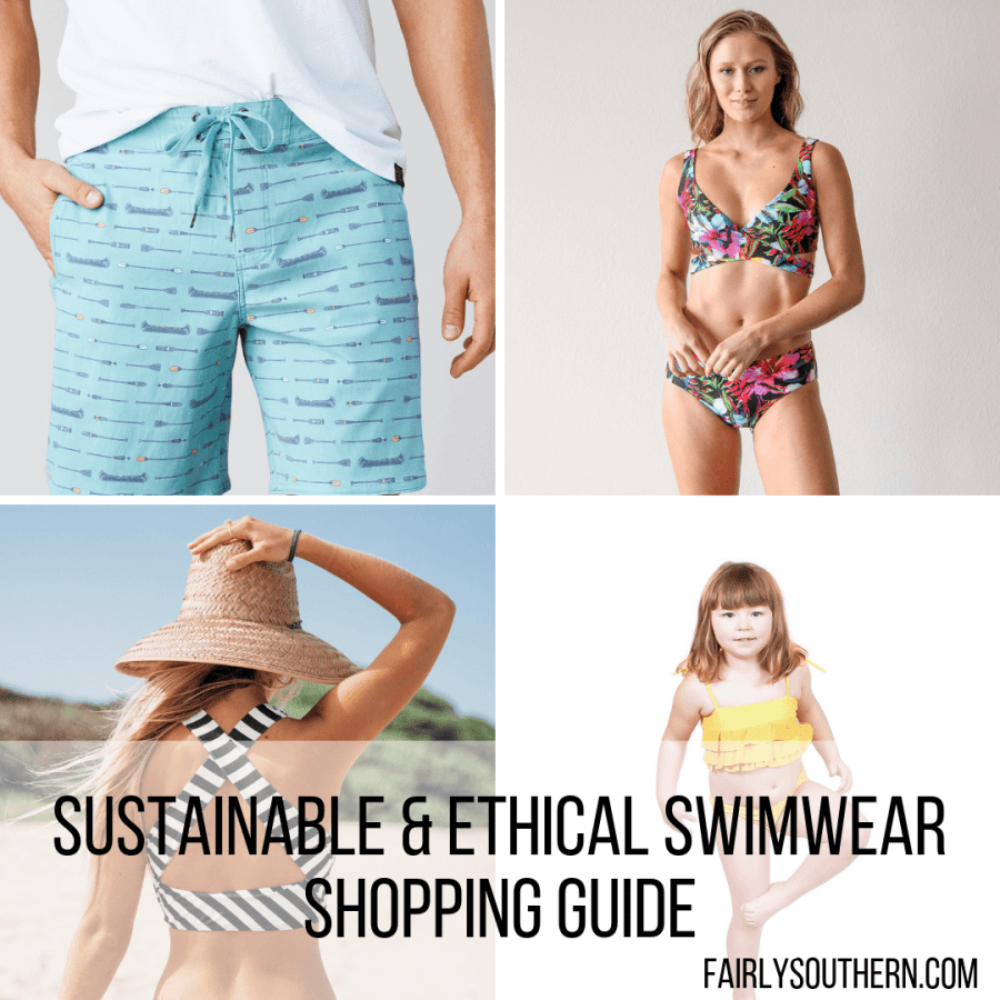 Sustainable and Ethically Made Swimwear Guide