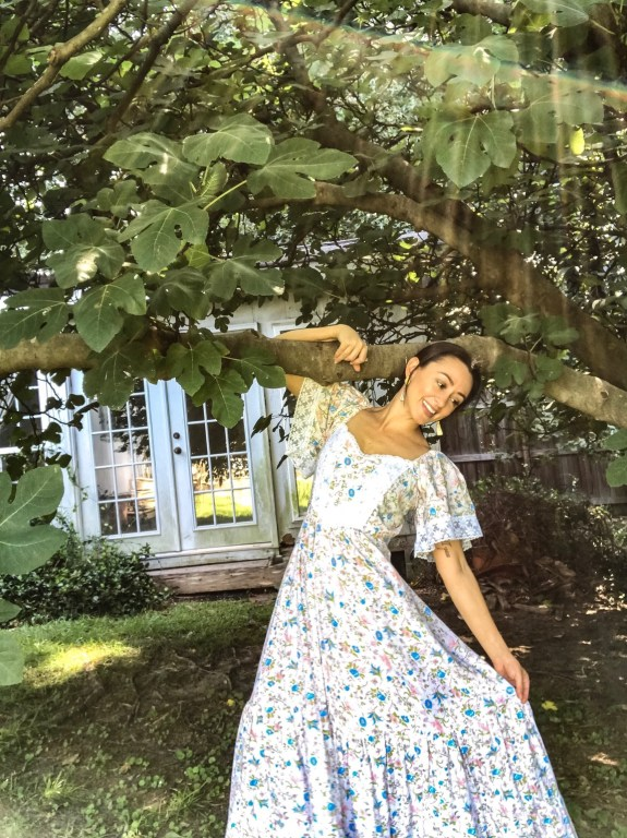 Southerner Spotlight: Reseller Extraordinaire Holly Taylor - vintage fashion - Fairly Southern