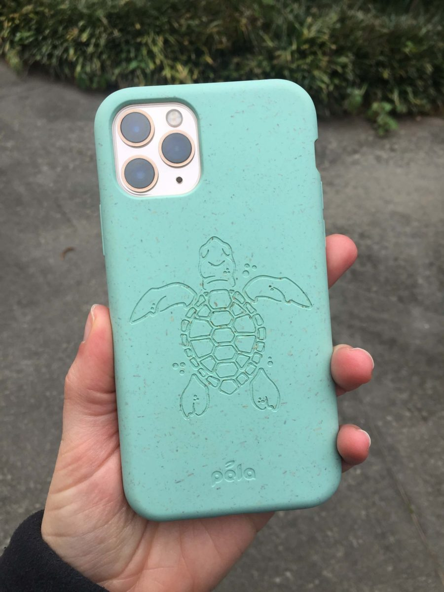 The Best Sustainable Phone Case: Pela Case Review