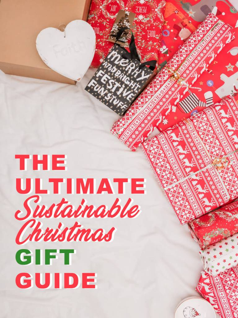 The Ultimate Sustainable Christmas Gift Guide by The Quirky Environmentalist - The Best Ethical & Sustainable Gift Guides of 2019 | Fairly Southern