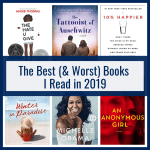 The Best (and Worst) Books I Read in 2019 | Fairly Southern
