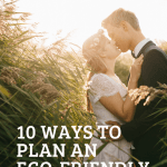 10 Ways to Plan an Eco-Friendly Wedding | Fairly Southern