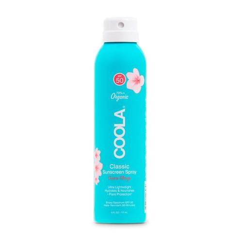 Coola Organic Sunscreen - Clean Sunscreen Guide  |  Fairly Southern