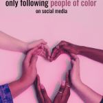 Lessons Learned from #amplifymelanatedvoices - What one white person learned from only following people of color on social media | Fairly Southern