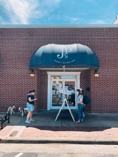 JP's Pastry Gluten Free Bakery in Benson, NC  |  Fairly Southern