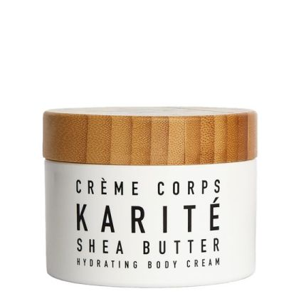 Sustainably sourced Karite Creme Corps Hydrating Body Cream | Eco-Friendly Holiday Gift Guide | Fairly Southern