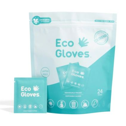 Compostable Eco Gloves | Eco-Friendly Holiday Gift Guide | Fairly Southern