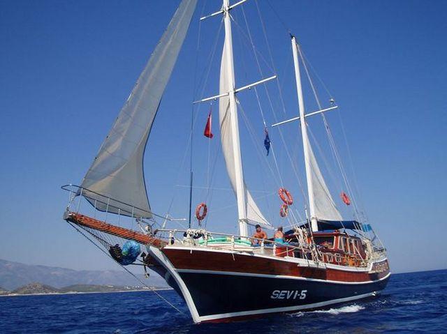 Gemi ve Tekne Turları