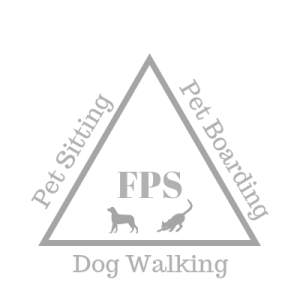 First redesign attemp for my -pet sitter and dog walker logo for fairmount pet service