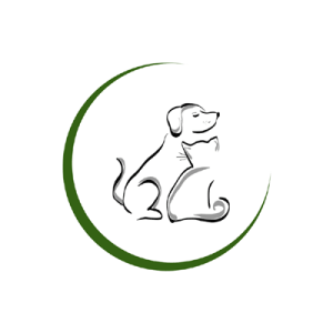 My current pet sitter and dog walker logo without text