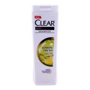 clear anti dandruff lemon fresh shampoo