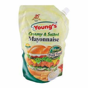 Youngs creamy salty