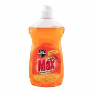 Lemon Max anti Bacterial Dishwash Liquid with Lemon Juice