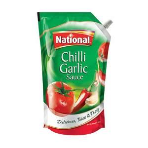 National Chilli Garlic Sauce