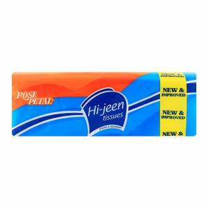 Rose Petal Hi Jeen White Tissues