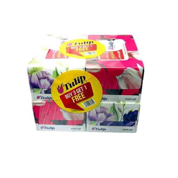 Rose Petal Tulip Pop up buy 3 get 1 free