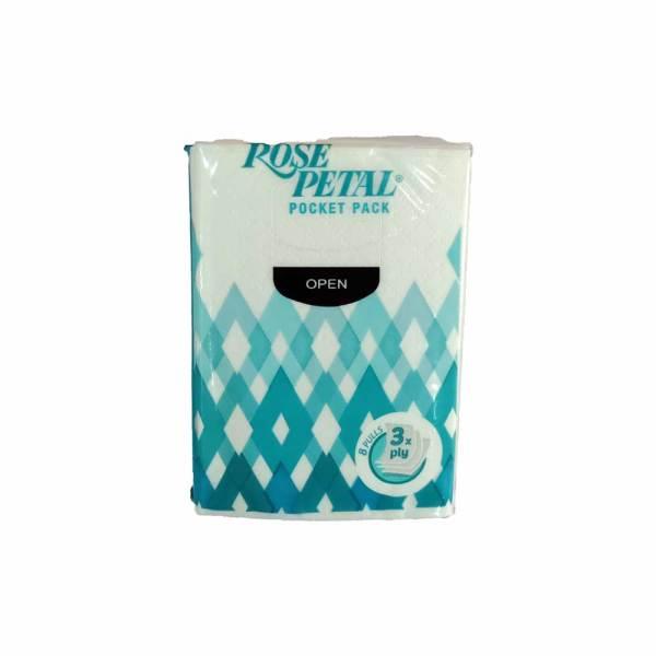 rose petal pocket pack