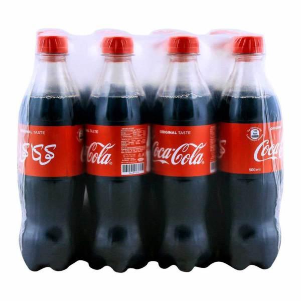 coca cola 500 ml pet