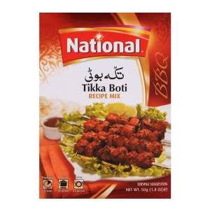 National Tikka Boti Recipe Mix