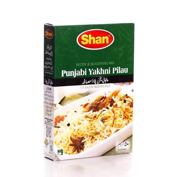 Shan Punjabi Yakhni Pilau Masala