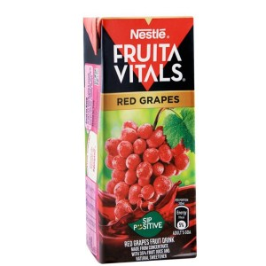 Nestle Red Grapes Fruit Drink