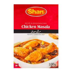 Shan Chicken Masala